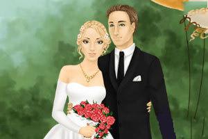 梦幻主题婚礼