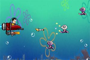 哆啦A梦海洋探险