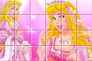 若拉公主旋转拼图