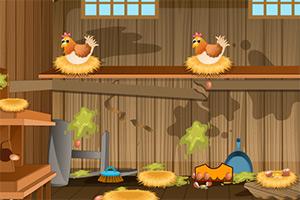 牧场接鸡蛋