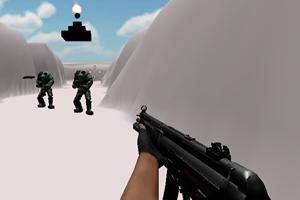 Snow terrorism Shooting