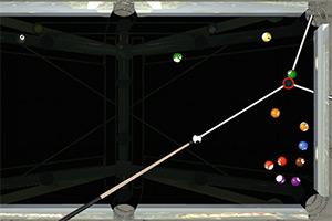 3D台球对决