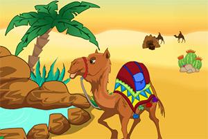 沙漠大陆逃生