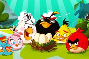 愤怒的小鸟之彩蛋计划