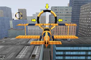 3D模拟特技飞行