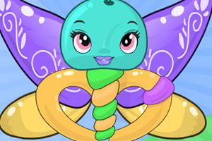 奇异的昆虫公主