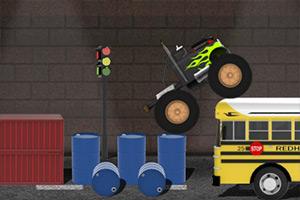 怪物大卡车挑战赛