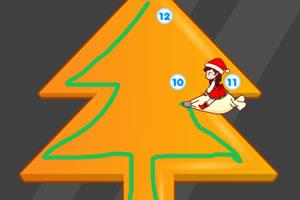 阿sue切割圣诞饼干
