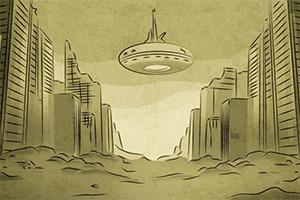 外星人入侵逃生