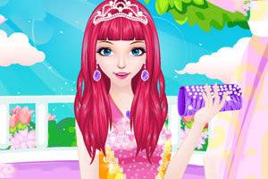 公主去美发