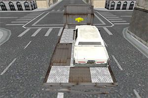 汽车运输卡车