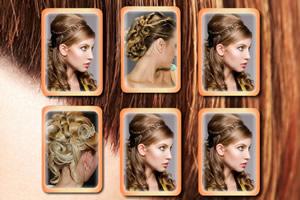 发型风格记忆卡