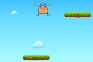 跳跃的土豆先生