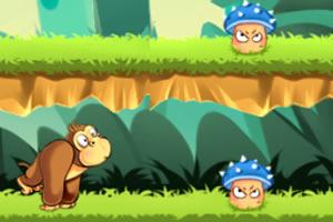 大猩猩跑酷