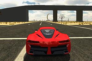 3D特技跑车