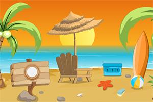 牙买加海滩逃脱