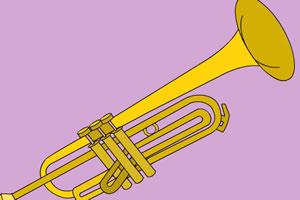 彩图之乐器