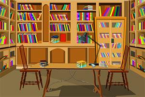逃出阅览室