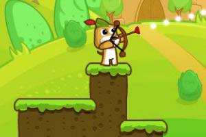 绿林小狗来射箭