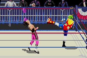 疯狂摔角赛