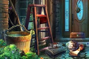 小镇的女巫传说