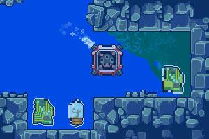 机械章鱼海底探险