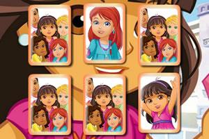 朵拉和朋友记忆卡