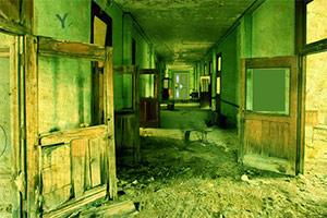 荒废学校逃脱