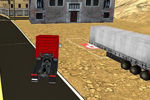 公路驾驶卡车
