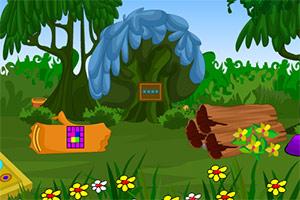 逃离蘑菇花园小屋