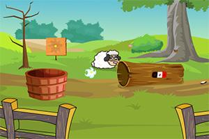 迷失的小羊逃脱