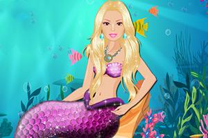 芭比美人鱼大改造