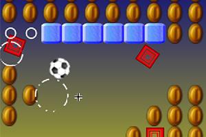 足球打砖块