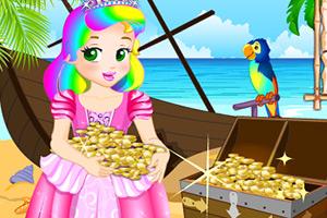 朱丽叶公主逃出金银岛