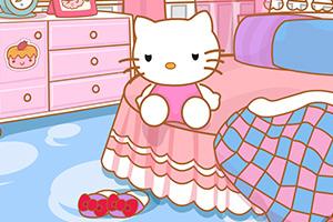 凯蒂猫去上学