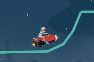 太空摩托挑战