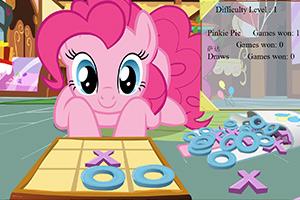 粉红小马的井字棋
