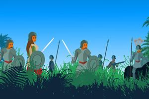 征服原住民