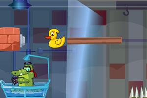 大鳄鱼爱小黄鸭3