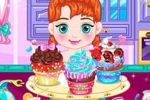 安娜宝贝的美味蛋糕