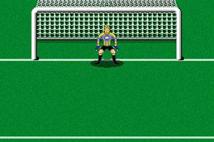 高难度足球射门