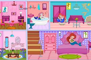 人鱼公主的娃娃屋