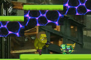 Jogo Hulk Aventura