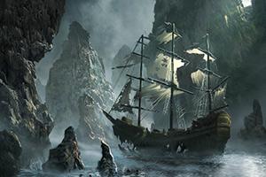 幽灵船拼图