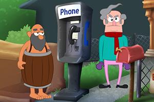 付费电话之谜