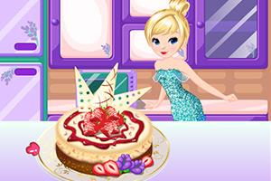 皮卡堂草莓蛋糕床_制作美味的草莓蛋糕,制作美味的草莓蛋糕小游戏,4399小游戏 www ...