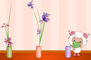 美羊羊花卉设计师