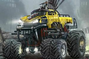 怪物卡车找轮胎
