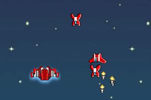 太空战机之战
