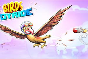 小鸟自由飞
